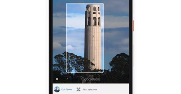 Технология визуального поиска Google Lens стала доступна на iOS