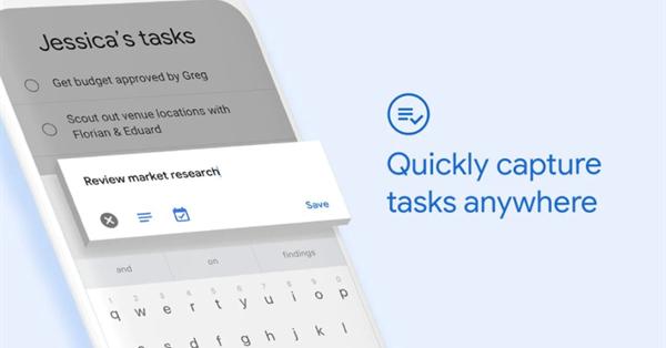 Google Задачи – новое приложение для работы со списками дел