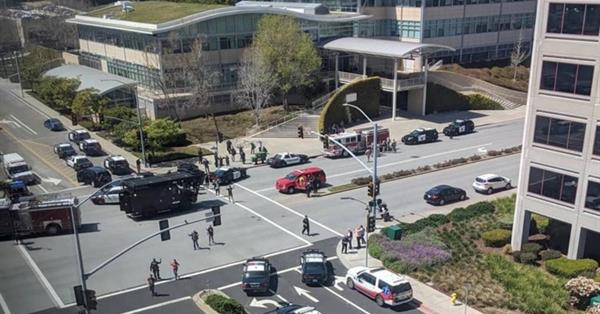 В штаб-квартире YouTube в Калифорнии произошла стрельба