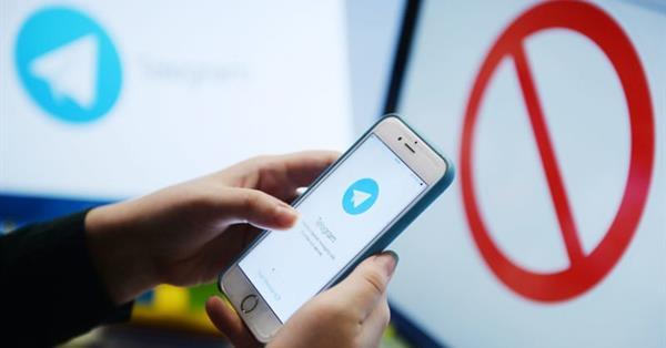 Обновлено: сайт telegram.org в России больше недоступен