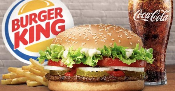 Burger King затеял конкурентную борьбу на выдаче Яндекса