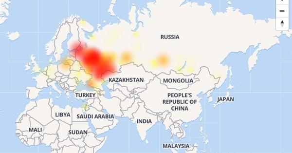 Viber пожаловался на блокировку доступа со стороны операторов связи