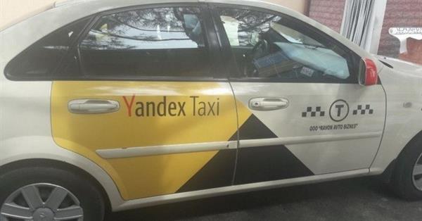 Сервис Яндекс.Такси заработал в Узбекистане