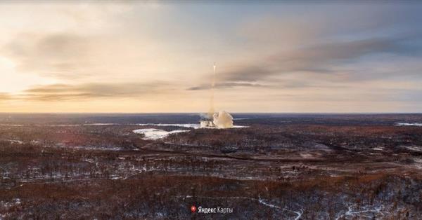 На Яндекс.Картах появились панорамы космодрома Восточный