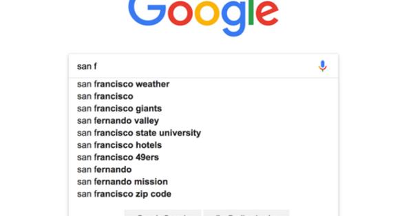 Google начнёт удалять больше поисковых подсказок