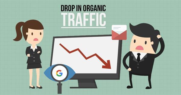 11 вопросов для определения причин падения трафика из Google