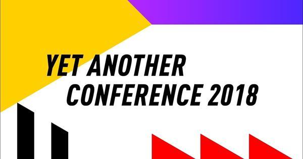 Прямая трансляция с Yet another Conference 2018