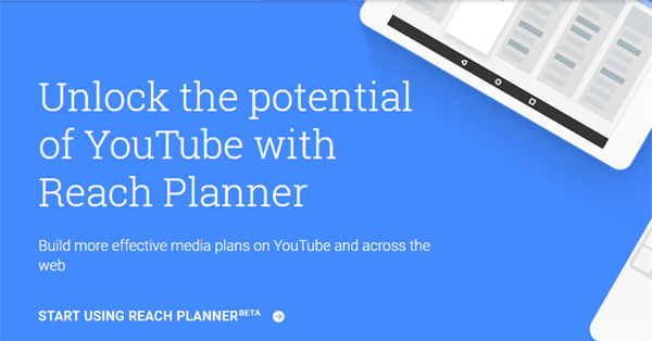 AdWords представил новый инструмент Reach Planner
