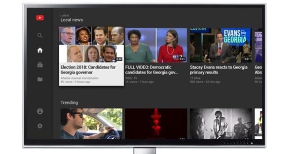 YouTube поможет пользователям быть в курсе важных новостей