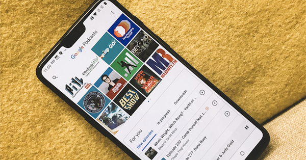 Google запустил Android-приложение для прослушивания подкастов