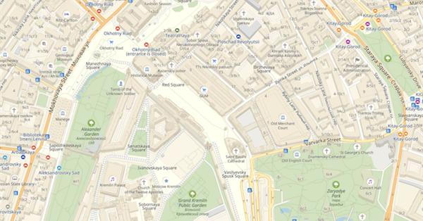 Пользователи Яндекса подготовили Карты к чемпионату мира по футболу