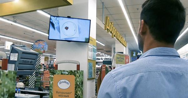 Яндекс начал продажу indoor-рекламы с использованием технологии распознавания лиц