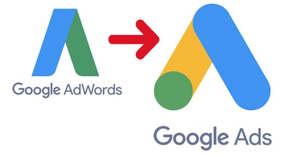 Google AdWords сменил название на Google Ads