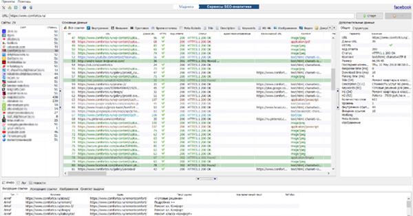 Вышла новая версия SiteAnalyzer с новыми вкладками Видео и Документы