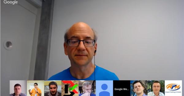 Заметки с видеовстречи Google для вебмастеров от 18 сентября
