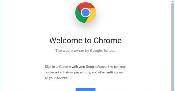 Google обновит дизайн Chrome в сентябре
