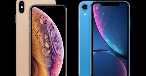 Apple представил новые модели iPhone –  Xs, Xs Max и XR