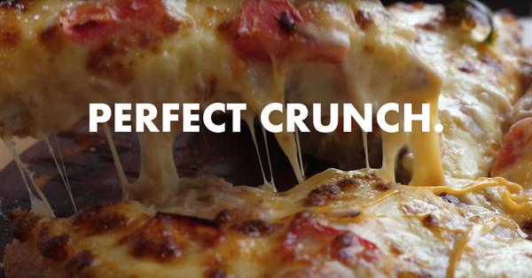 Google протестировал креативные стратегии видеорекламы на фейковом бренде пиццы