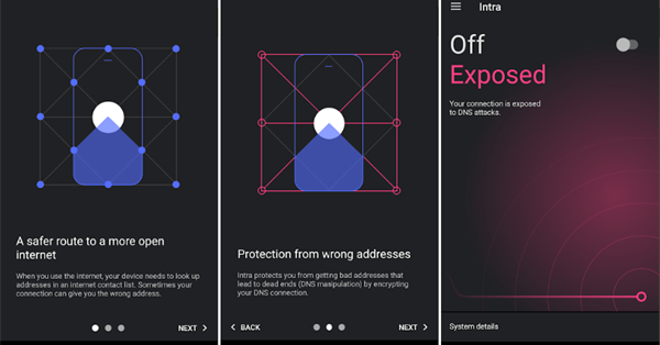 Alphabet выпустил приложение для защиты от манипуляций с DNS