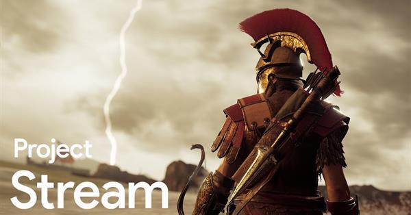 Google позволит играть в «Assassin's Creed Одиссея» прямо в Chrome
