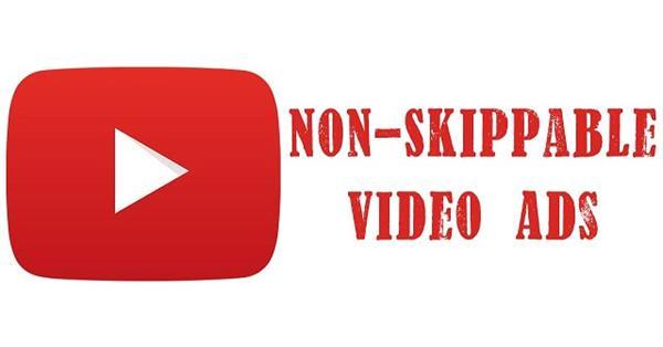 YouTube расширяет доступ к рекламе без возможности пропуска