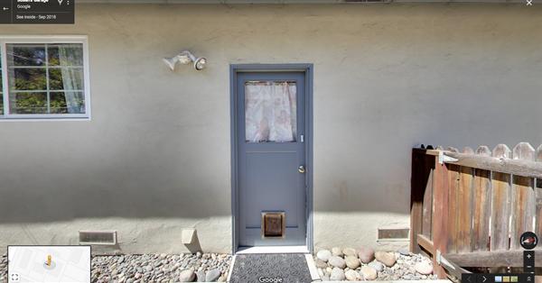 Google приглашает на прогулку по гаражу, в котором родилась компания