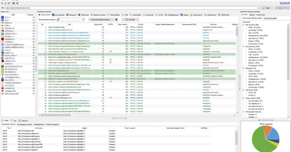 Вышла новая версия программы SiteAnalyzer 1.6.2