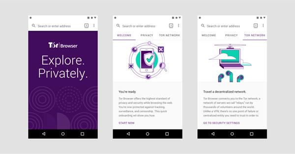 Tor Browser стал доступен для Android-устройств