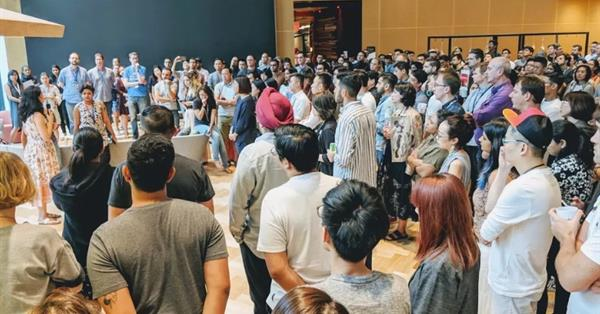 Сотрудники Google протестуют против отношения компании к сексуальным домогательствам