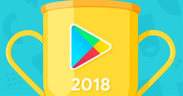 Google Play назвал лучшие приложения 2018 года