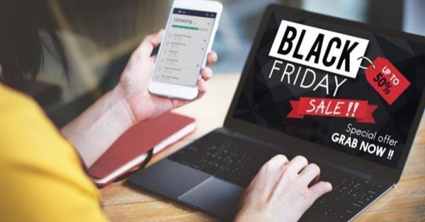 В США онлайн-продажи в Чёрную пятницу достигли рекордных $7,4 млрд