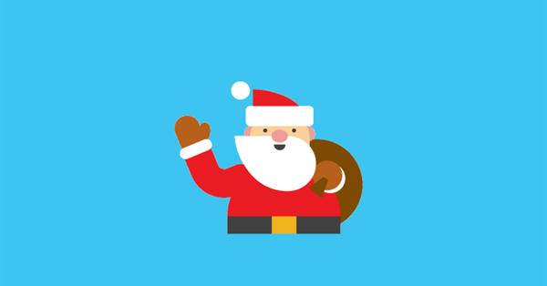 Радар Санта-Клауса от Google начал отсчёт дней до прихода Рождества