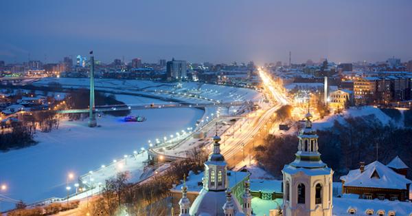 Яндекс открыл офис в Тюмени