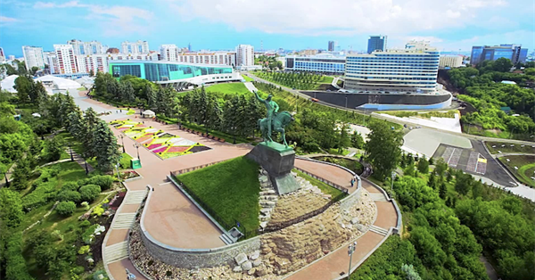 Яндекс открыл коммерческий офис в Уфе