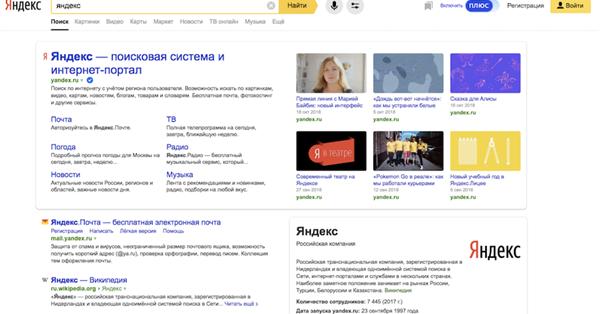 Яндекс расширяет сниппеты дополнительным контентом