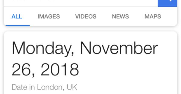 Google снова стал возвращать готовые ответы без других результатов