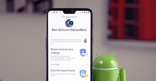 Google усилил защиту аккаунтов своих пользователей