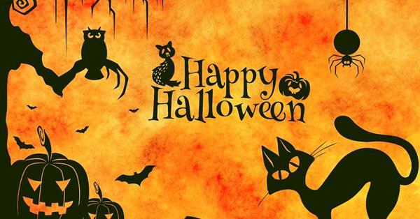 Хэллоуин 2018: праздничные логотипы и темы поисковых систем