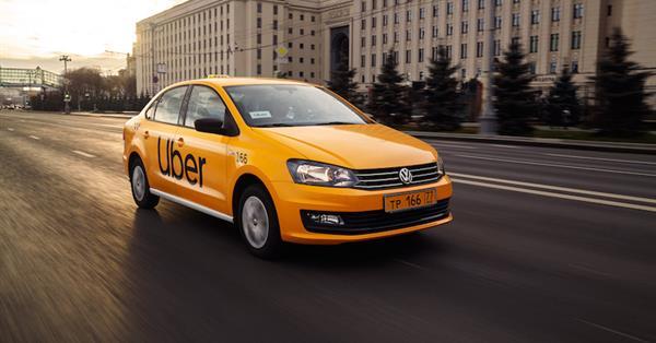 Uber выпустил отдельное приложение для России