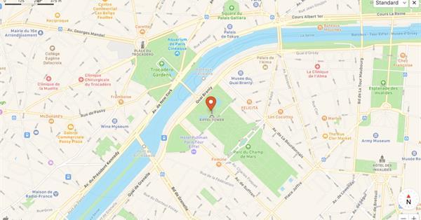 DuckDuckGo улучшил локальный поиск через интеграцию с Apple Maps
