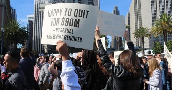Три акционера Google обвинили компанию в покрывании домогательств
