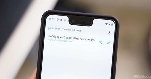 Google тестирует обновлённый омнибокс в Chrome на Android