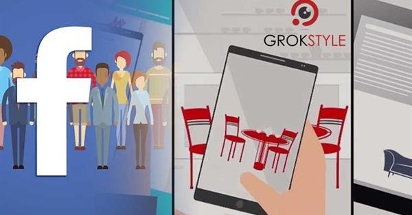 Facebook купил стартап в области визуального поиска GrokStyle