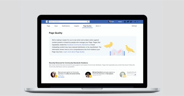 Facebook будет проактивно удалять страницы предполагаемых нарушителей