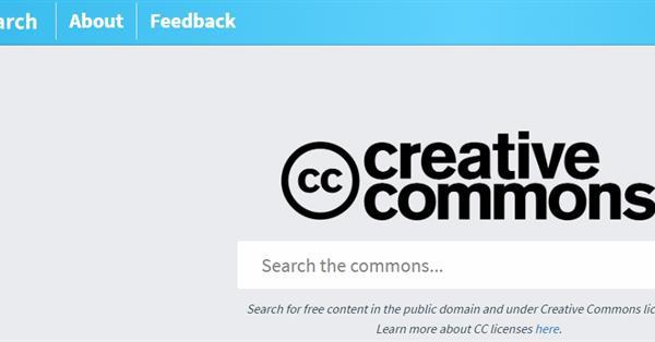 Поисковик CC Search от Creative Commons вышел из беты