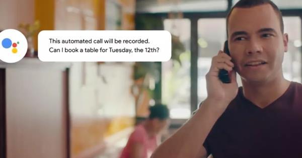 Google запускает Duplex на iPhone и Android-устройствах в США