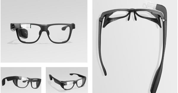 Google представил новую версию очков дополненной реальности Glass