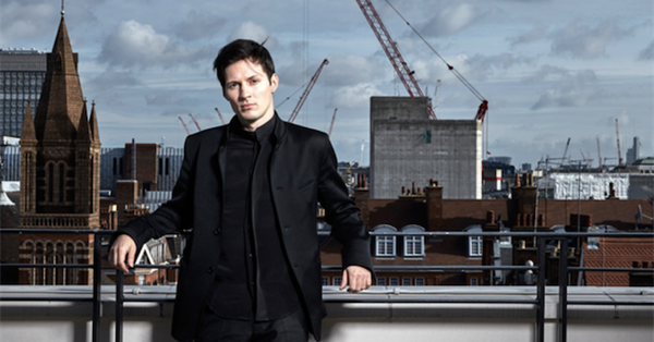 Павел Дуров вошел в ТОП-3 бизнесменов, изменивших представление о России