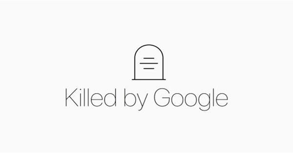 В интернете появилось «кладбище» для мёртвых проектов Google