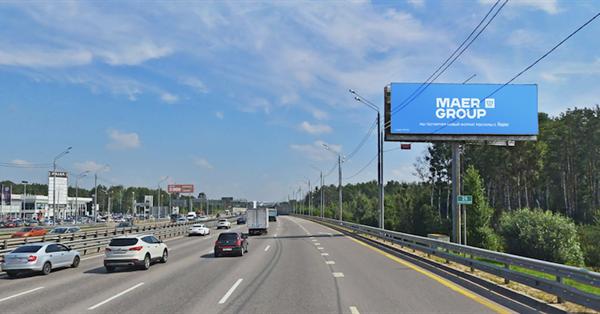 Яндекс открыл продажу цифровой наружной рекламы совместно с MAER GROUP